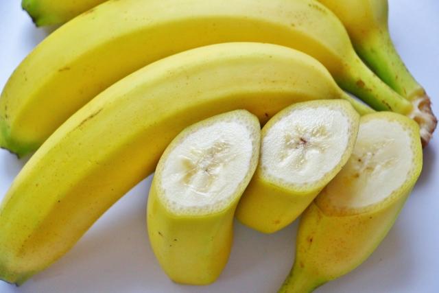 バナナの旬はない、もとい旬でない時はない、その理由は輸入品なので日本の四季とは関係なく店頭に並ぶものだから